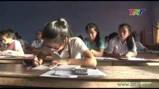 Quảng Điền: gần 1000 thí sinh sẽ tham gia kỳ thi THPT Quốc gia 2017