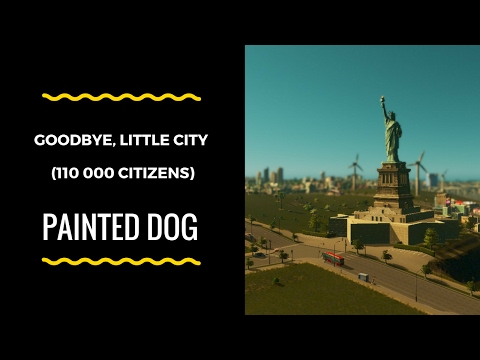 The End of Los Dogos (110 000 Citizens)