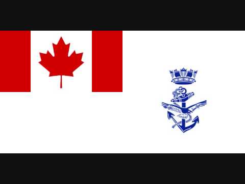 Royal Canadian Navy March
