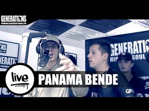Youtube: Panama Bende – Ave (Live des studios de Generations)