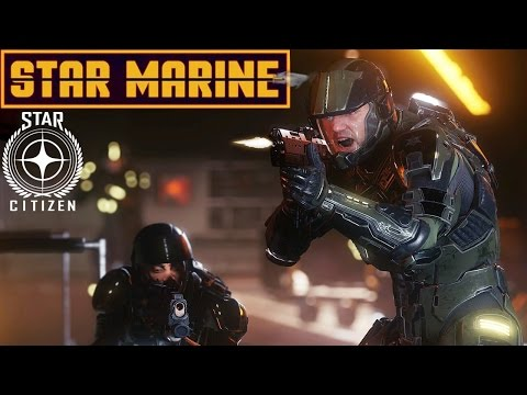 Star Citizen 2.6.0 - Star Marine FPS Module! Nuovo Simulatore Spaziale! - Gameplay ITA / Let's Play