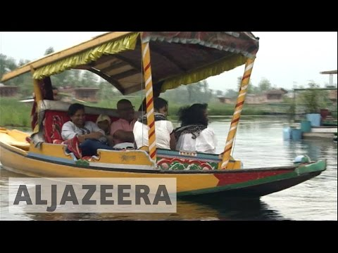 Anti-India protests hit Kashmir tourism industry