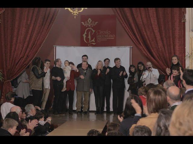 VÍDEO: 'Todos con Sofía': Las imágenes del desfile de modelos
