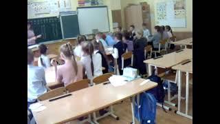 Классный час в 3 классе «Математический КВН».