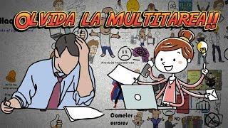 Monotarea vs Multitarea - Cual es mejor? - animado
