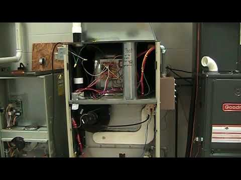 "Making a Heil DC90 Furnace into a Fault Finding ""Trainer"""