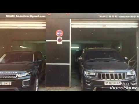HO RENT A CAR LOCATION DE VOITURES CASABLANCA Maarif