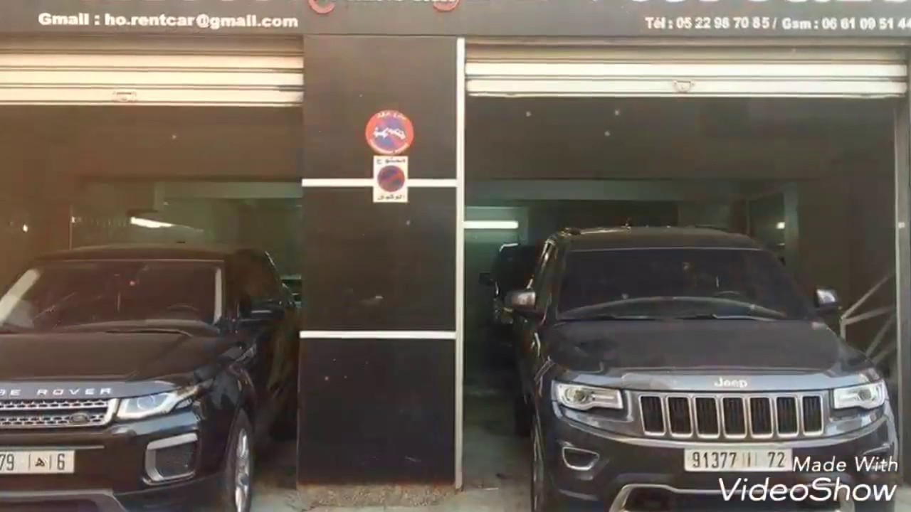 H.o rent a car location de voiture casablanca maarif casablanca maroc