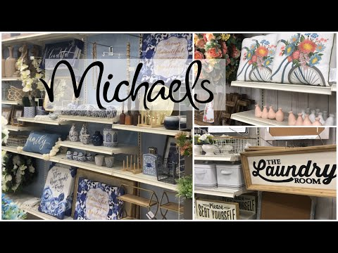 Michaels Shop With Me