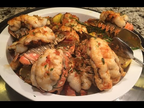 Thumbnail: Vegas All You Can Eat Lobster Buffet - Bally's Sterling Brunch