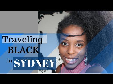 Traveling While Black: Sydney, Australia