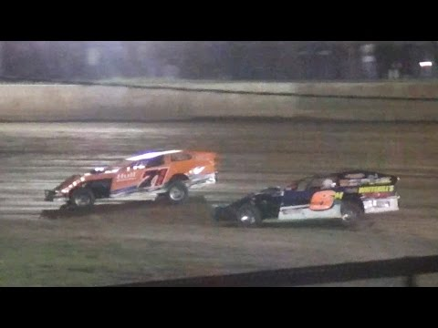 UEMS E-Mod B-Main Two | Eriez Speedway | September Sweep | 9-24-16