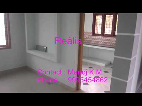 2 BHK 700 Sqft in 3 Cents for 25 Lakhs at Koonammavu/Kongorpilly (Negotiable)
