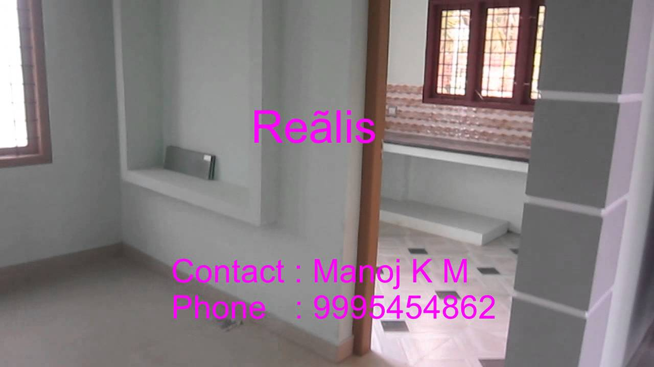 2 BHK 700 Sqft In 3 Cents For 25 Lakhs At Koonammavu