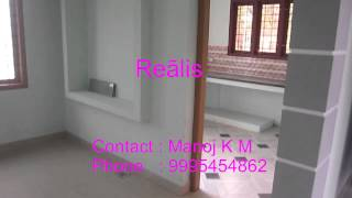 2 Bhk 700 Sqft In 3 Cents For 25 Lakhs At Koonammavu/kongorpilly  Negotiable