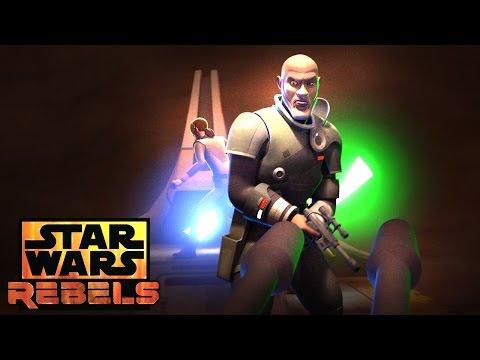 Ghosts of Geonosis: Escape! | Star Wars Rebels | Disney XD