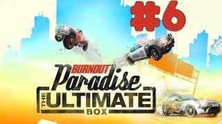 Burnout Paradise: The Ultimate Box - Walkthrough - Part 6 (PC) [HD]
