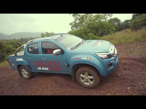Cross Axles | Isuzu Off-Road Academy