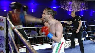 IBA Boxing - Ricardo La Torre v Dan Bahjobi - City Pavilion