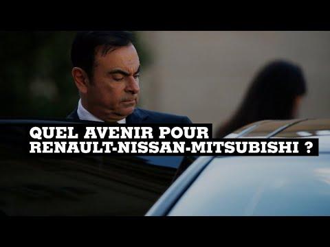 Affaire Carlos Ghosn : quel avenir pour l'alliance Renault-Nissan-Mitsubishi ?