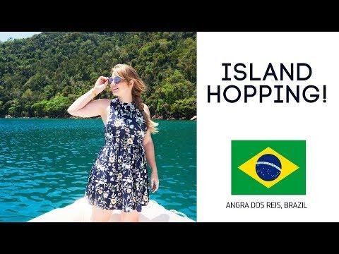 Brazil Island Hopping?! (Angra Dos Reis)