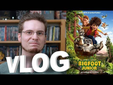 Vlog - Bigfoot Junior