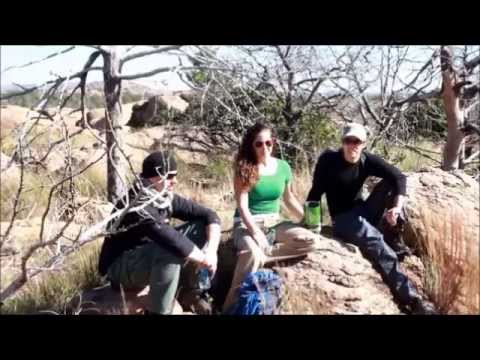 """Backpacking With Becca - Pilot Episode """"Guadalupe Mountains National Park"""""""