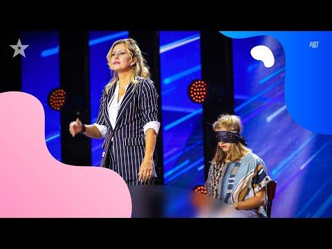La magia di Eleonora sconvolge i giudici di Italia's Got Talent 🔮