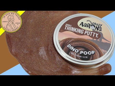 Dino Poop Crazy Aaron's Thinking Putty