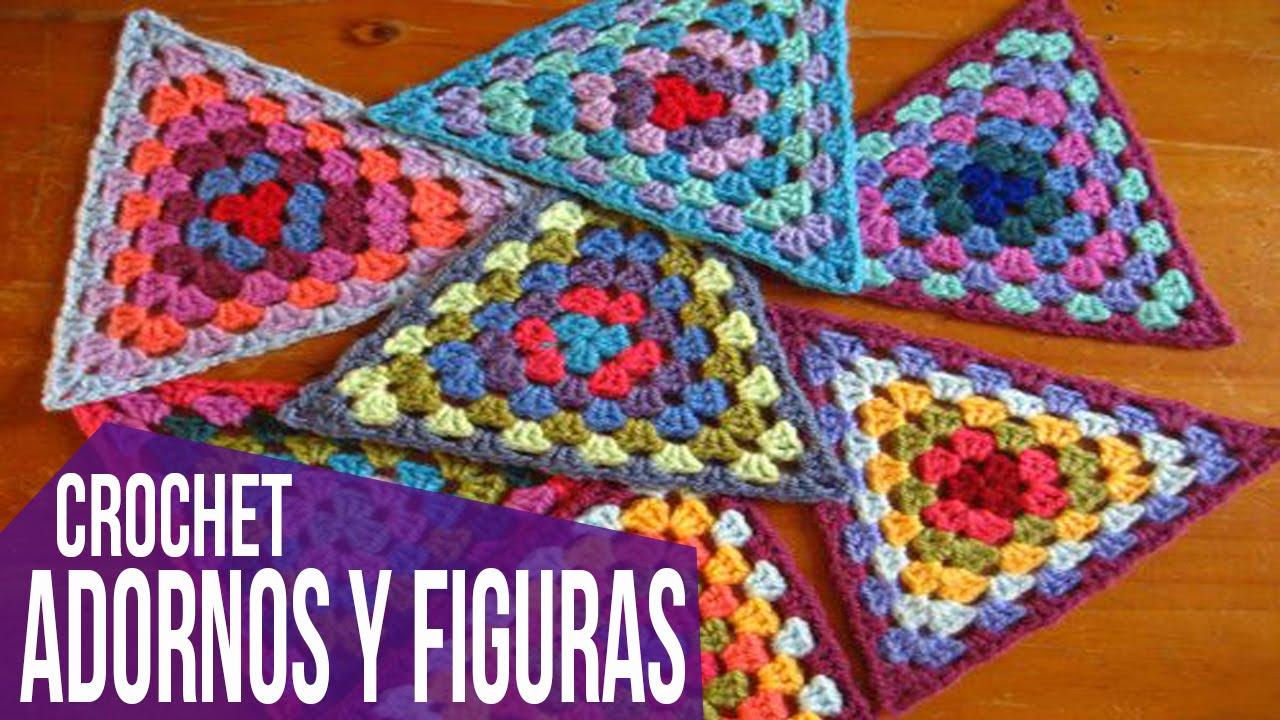 Adornos y figuras tejidos a crochet ideas y dise os for Adornos navidenos tejidos a crochet 2016