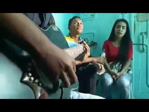 Fildan indiaa Tere Binaa sbelum D'academy4 indosiar