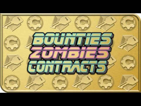🔑⚙ DAT ZOMBIES CONTRACTS & BOUNTIES GRIND DOE w/ SUBS!! Call Of Duty - Infinite Warfare Zombies