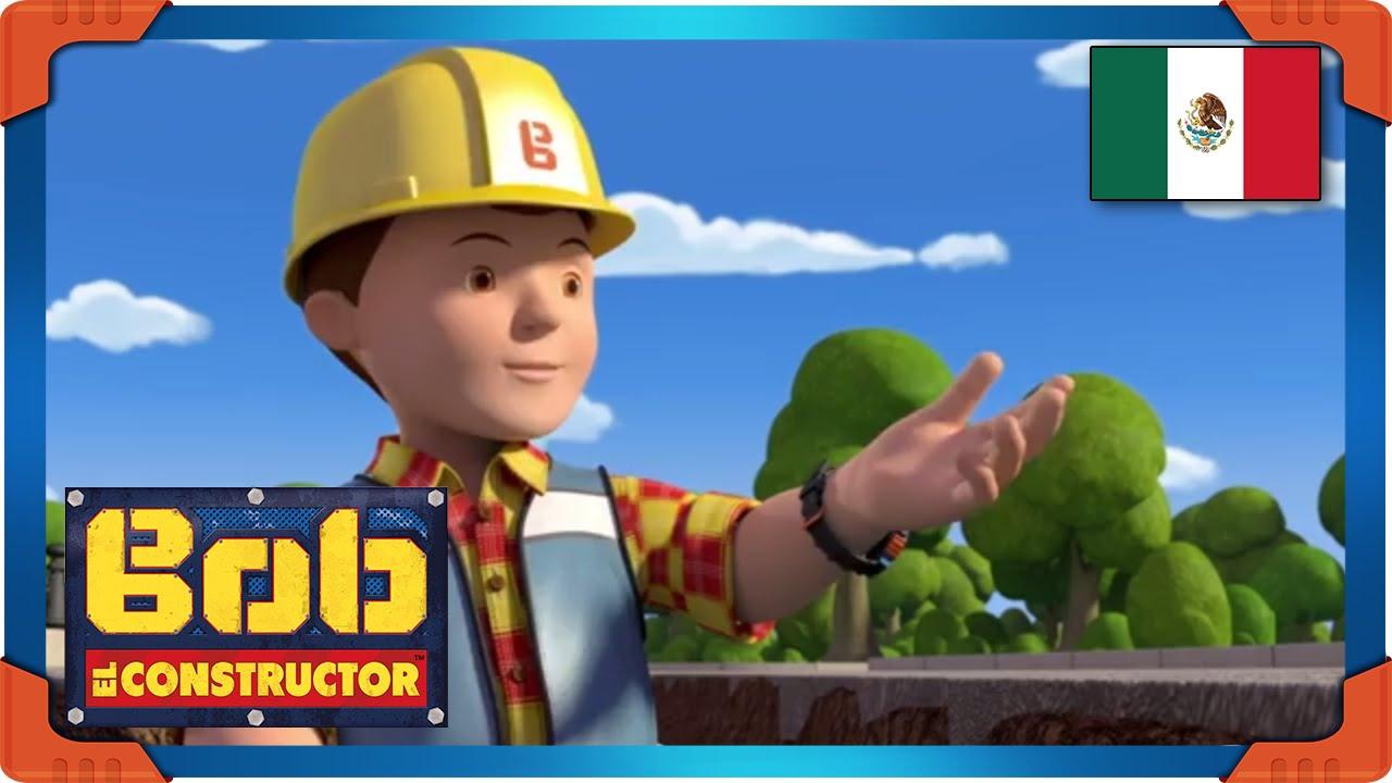 Bob el constructor compilaci n 1 youtube - Bob el manitas ...