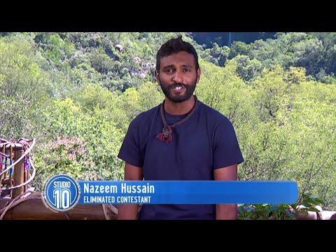 I'm A Celebrity Australia 2017: Nazeem Hussain