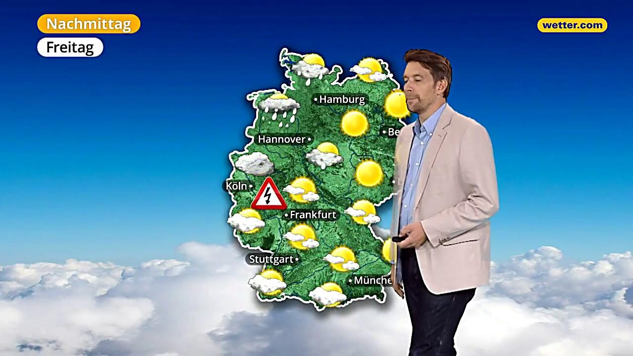 Wetter DГјlmen 3 Tage