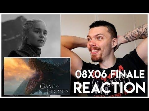 Download Game Of Thrones : Season 8 Episode 6 REACTION (ADIEU) & Review!