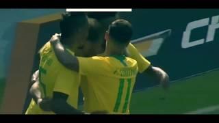 Austria vs Brazil 0-3 - All Goals & Highlights - 10/06/2018 ● HD