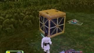 Star Wars Episode I: The Phantom Menace - PS1 Gameplay (Level 2)
