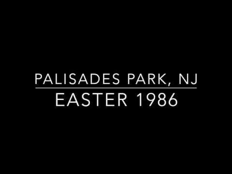 1986 Easter in Palisades Park, NJ