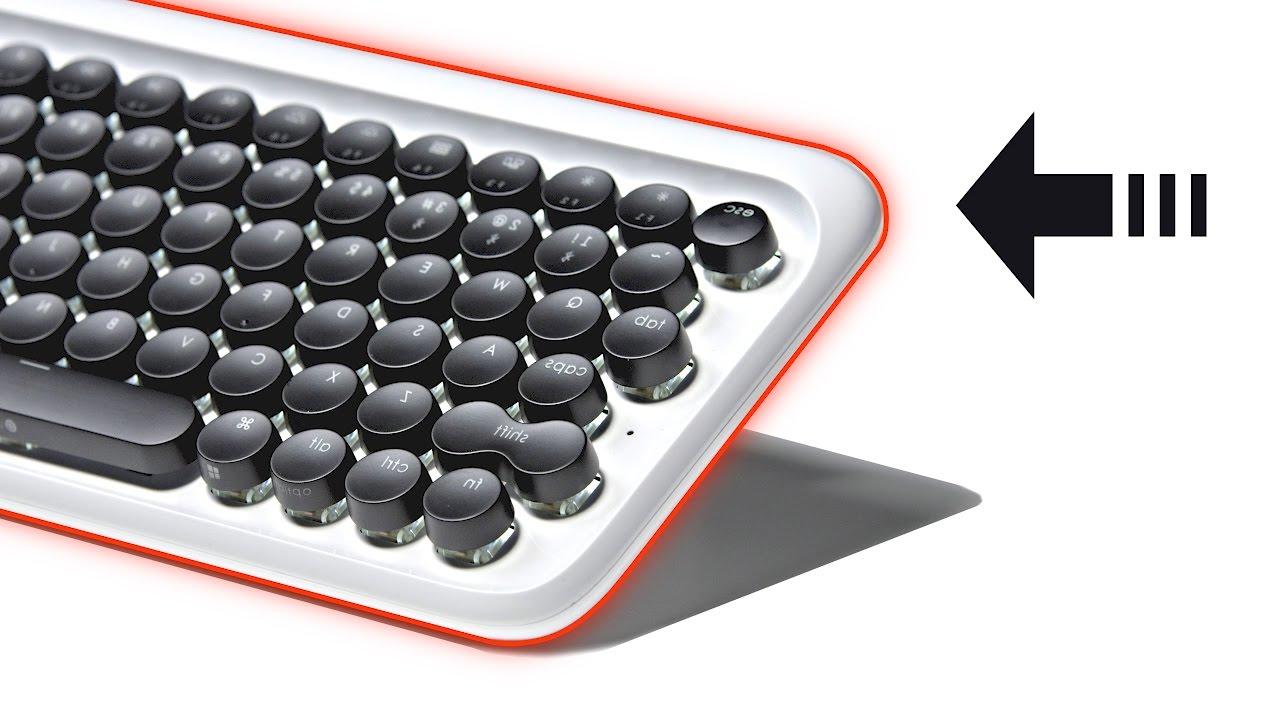 A Very Unusual Keyboard...