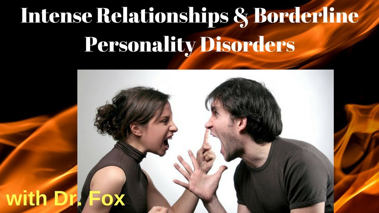Borderline personality disorder affects relationships dating