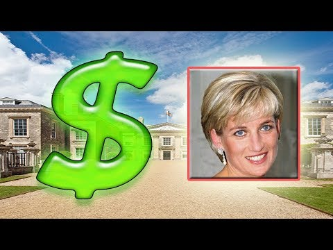 10 Expensive Things Previously Owned By HRH Diana Princess of Wales