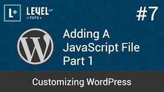 видео wp_enqueue_script() - функция WordPress