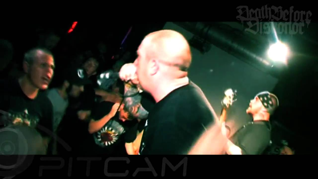 Death Before Dishonor - Fuck it All - Live [PitCam]