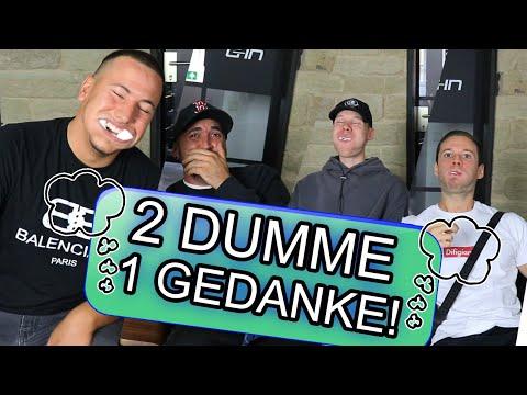 2 Dumme 1 Gedanke mit der Crew!