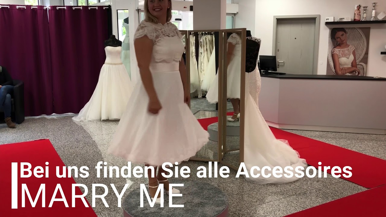 Marry Me Brautmode In Angelbachtal Youtube