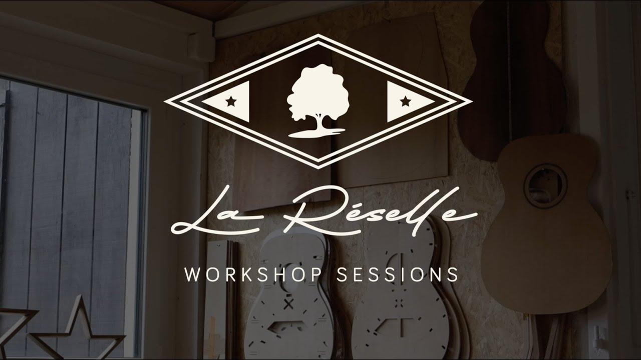 LR Workshop Sessions -  Ben Edgar