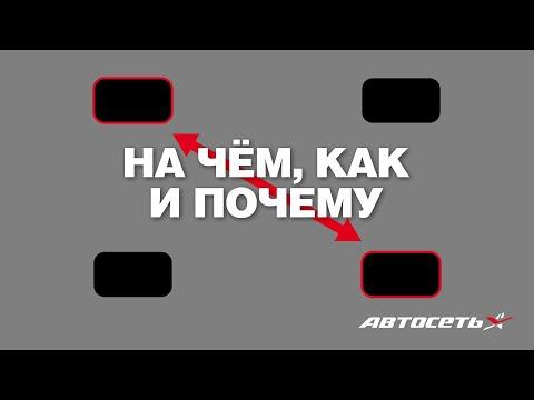 Как правильно переставить колеса на машине передний привод
