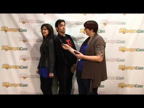 With Jennifer Hale And Mark Meer Mass Effect's Commander Shepard  MomoCon 2013