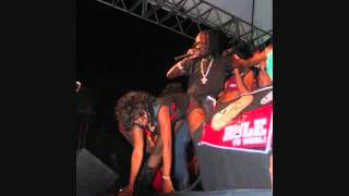 Mavado (March 2012) Official Clean version - Come Round